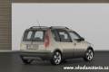 Škoda Fabia Scout, Škoda Roomster Scout (2010- )