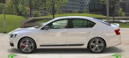 Na internet unikly snímky nové Octavie RS 2013!
