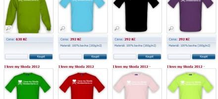 I love Skoda