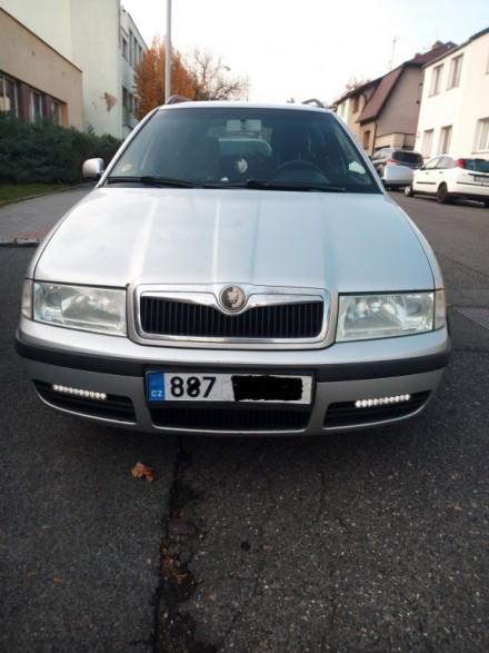 Škoda Octávia 1,9 TDi, r.v. 2001