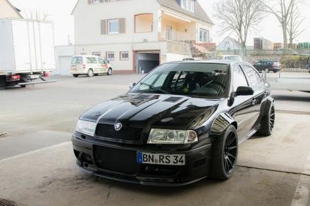 Škoda Octavia 400HP