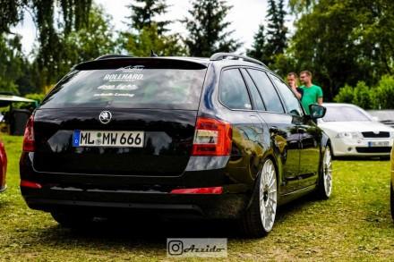 Škoda Octavia Combi Rottiform whels