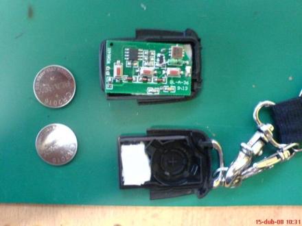 vystřelovací klíč škoda