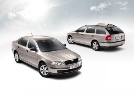 Skoda Octavia Tour New