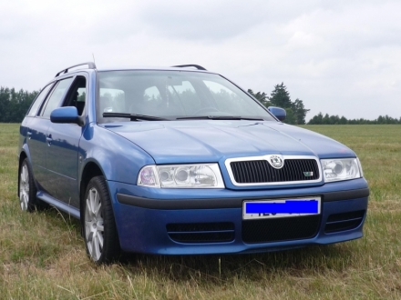 Blue Race TDI