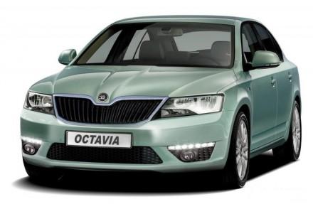 Nová Škoda Octavia III  první obrázky