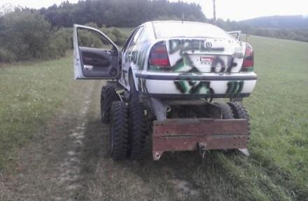 Škoda Off Road